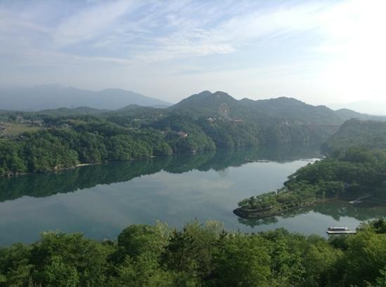 Ena, Japan: 奇跡?の一瞬