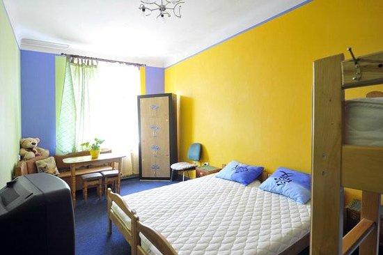 Ester Hostel: 4 bed room