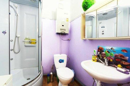 Ester Hostel: Bathroom