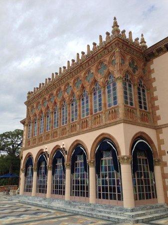 Venetian Gothic venetian gothic - picture of ca d'zan mansion, sarasota - tripadvisor