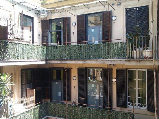 Residence Europa : balcony
