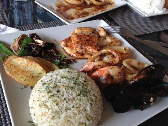 Hopi Bon Grill: Seafood