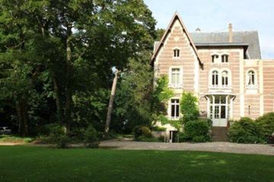 Le Chalet du Bel Event : la villa