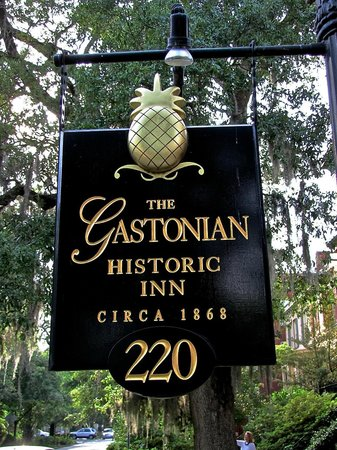 Welcome to the Gastonian