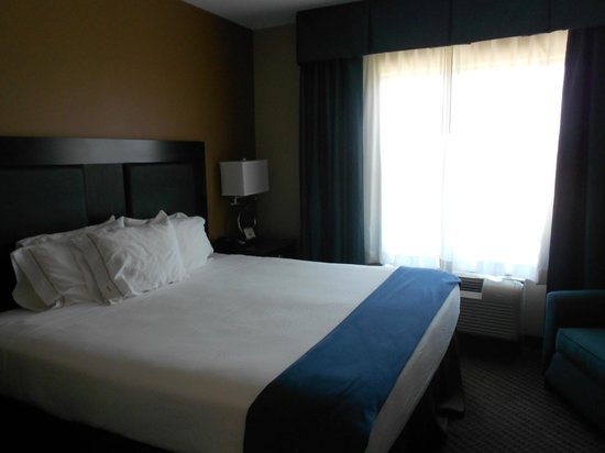 Holiday Inn Express Hotel & Suites Mt Pleasant-Charleston: Most comfortable