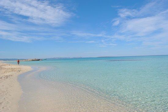Hotel Club Punta Prima: Spiaggia