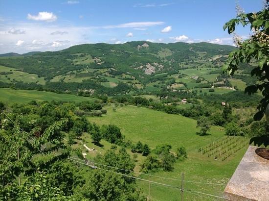 una delle terrazze - Foto di La Terrazza del Subasio, Assisi ...