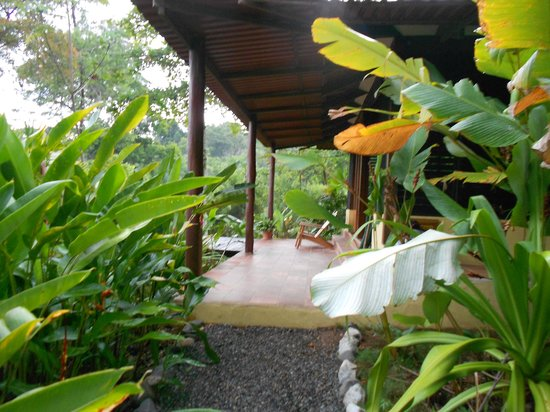 El Remanso Lodge : Our cabana