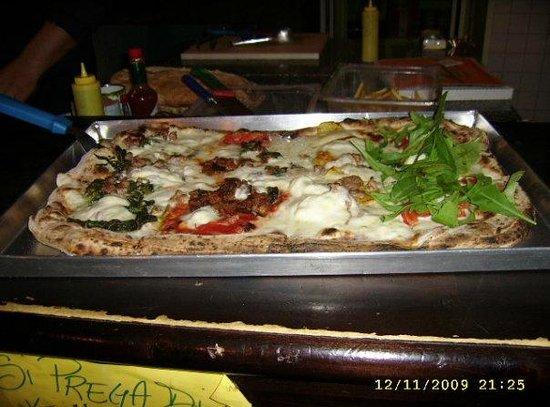 Friend'S Food : Pizza teglia