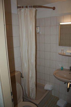 Hotel Herzog: Bad