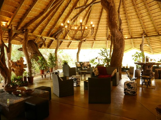 Tuningi Safari Lodge: Tuningi Lodge