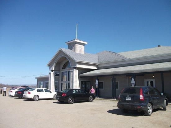 Saint-Vallier, Canada: La Fromagerie du Terroir de Bellechasse