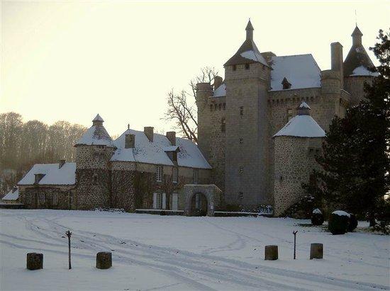 Château de Villemonteix 23150