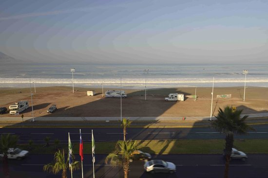 Holiday Inn Express Iquique: From 'Ocean View' room