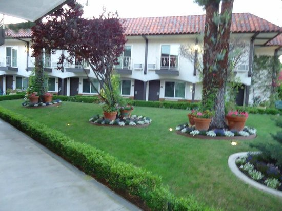 Laguna Hills Lodge: Areas verdes