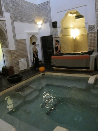 Angsana Spa Morocco: the spa