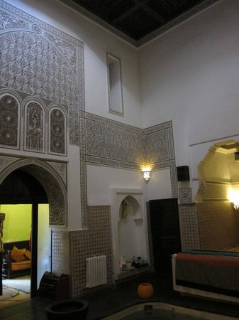 Angsana Spa Morocco: inside the spa