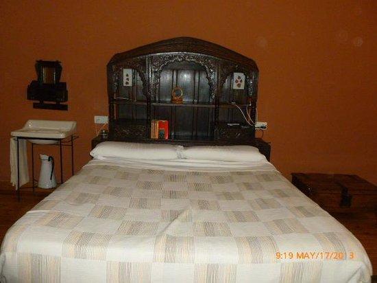 Hotel La Morada de Juan de Vargas: Detalle de la habitación