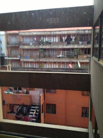 BEST WESTERN Estoril: Vista desde la Hab