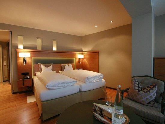 Hotel Reppert : Doppelzimmer Posthalde