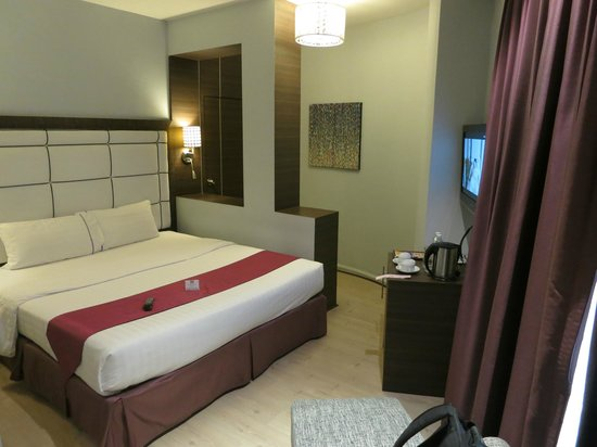 S Sukhumvit Suites : Room from one side