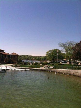 Mill Creek Hotel: Beautiful Geneva Lake