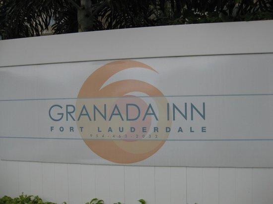 Granada Inn front