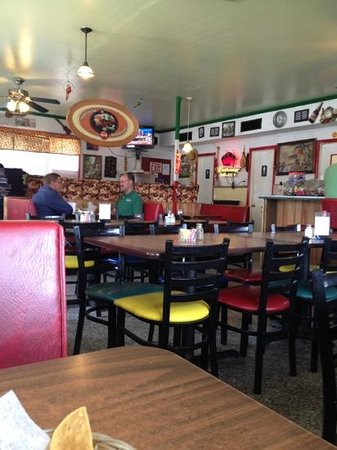 Miguel's Restaurants Incorporated: great food in an unlikely location