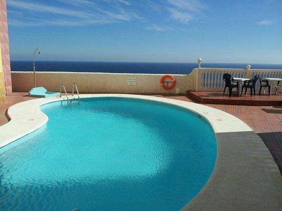 Apartamentos Flipper: swimmingpool