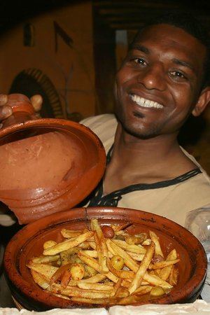 Dar Restaurant Bab Rimal : Famous Tagines