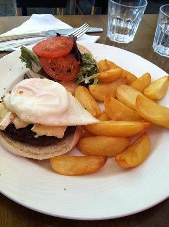Belvedere Cafe Restaurant: Add a caption
