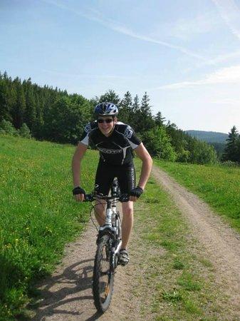 Hotel Reppert: Fahrradtour