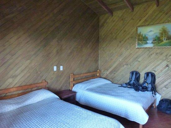 Hotel Cuenca de Oro: geräumiges Zimmer