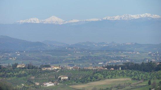 Villa Le Torri: Heaven.