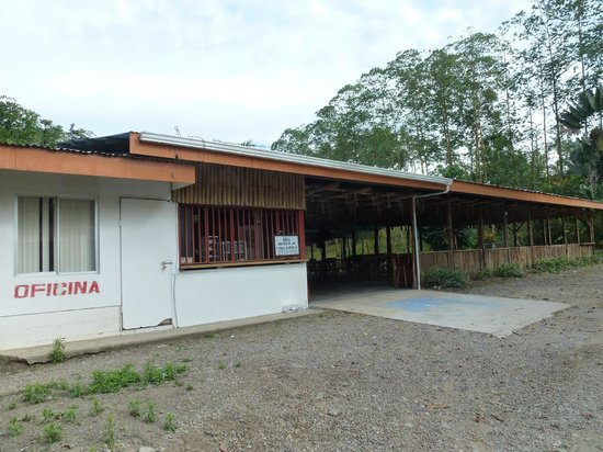 Hotel Cuenca de Oro : Restaurant