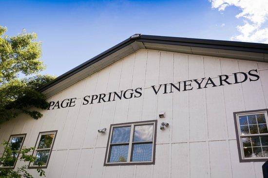Page Springs Cellars