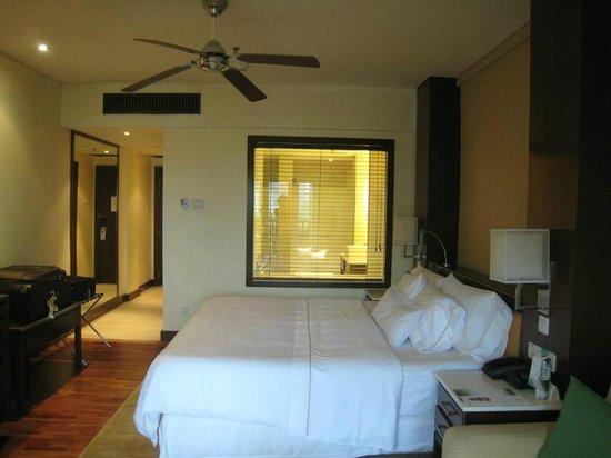 The Westin Langkawi Resort & Spa : Big Modern Nice Double Bedroom