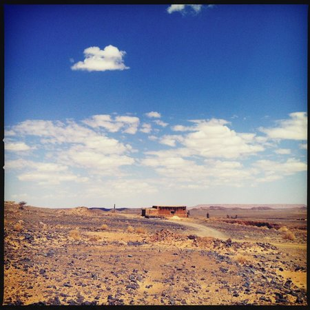 Maison Boutchrafine: vistas