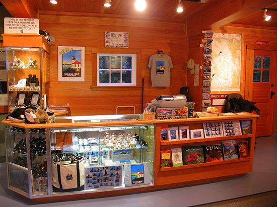 Lime Kiln Point State Park Interpretive Center