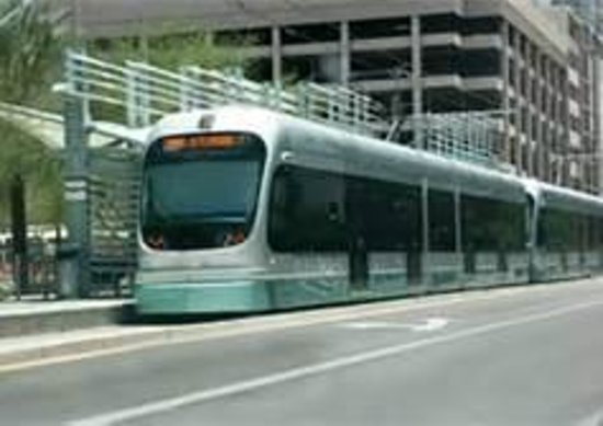 Baymont Inn & Suites Mesa Near Downtown: Metro Light Rail Station nearby