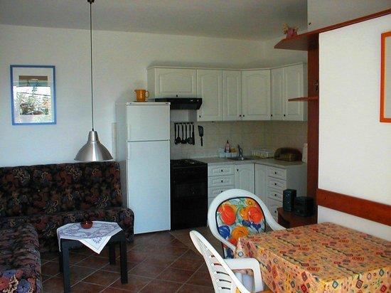 Appartement Duda: Livingroom