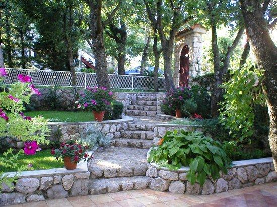 Appartement Duda: Garden