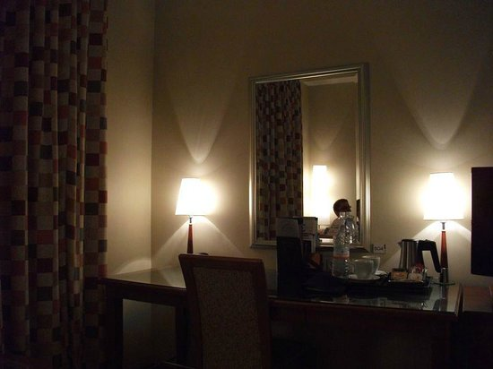 Radisson Blu Ridzene Hotel: Rooms are little bit dark