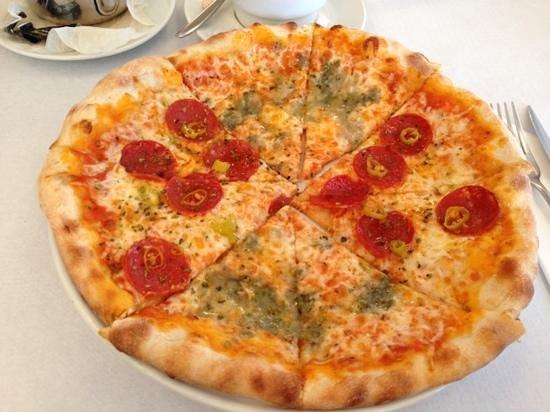 Avanti : pizza!