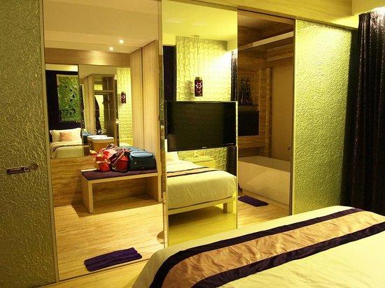 From Bed Picture Of Grand Mega Resort Spa Kuta Tripadvisor