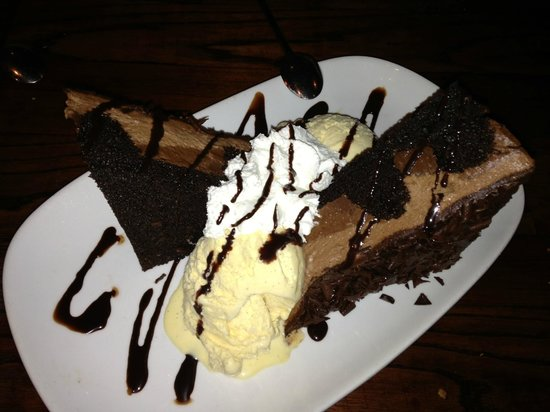LongHorn Steakhouse: Chocolate Stampede