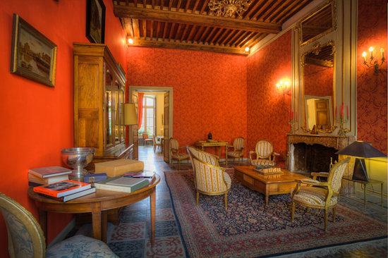 Hôtel Côté Cour : Salon Mazarin