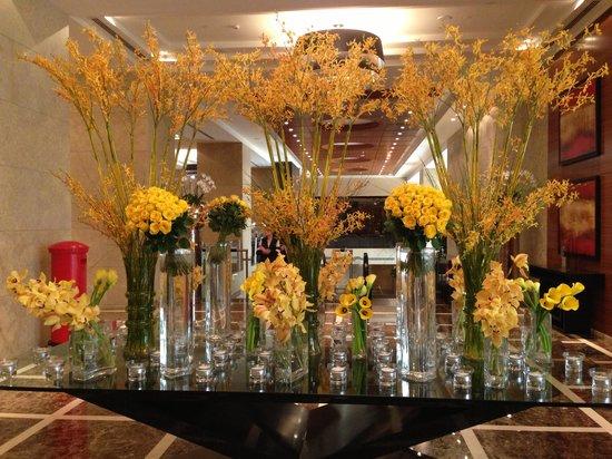 Grosvenor House Dubai: Lobby.