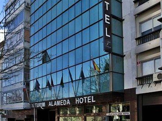 Turim Alameda Hotel: hotel