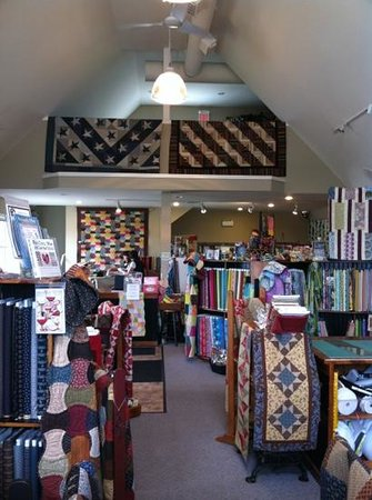 Quilter's Nine Patch Quilt Shop : Quilters's Nine Patch